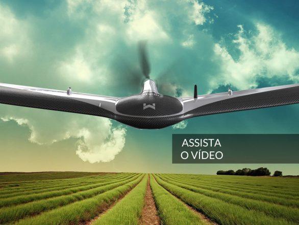 MUNDOGEO: HORUS LANÇA VÍDEO DA NOVA AERONAVE MAPTOR E DEVE SER DESTAQUE NA DRONESHOW 2016