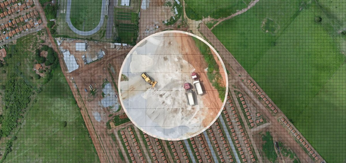 Mapeamento aéreo com drones: Qual a precisão dos dados?