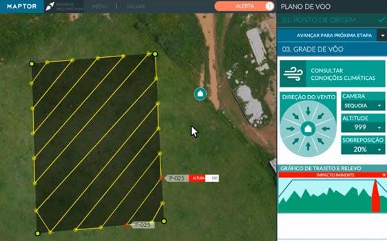(English) Planejamento de Voo de Drone - Horus Aeronaves