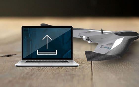Processamento de imagens com drones