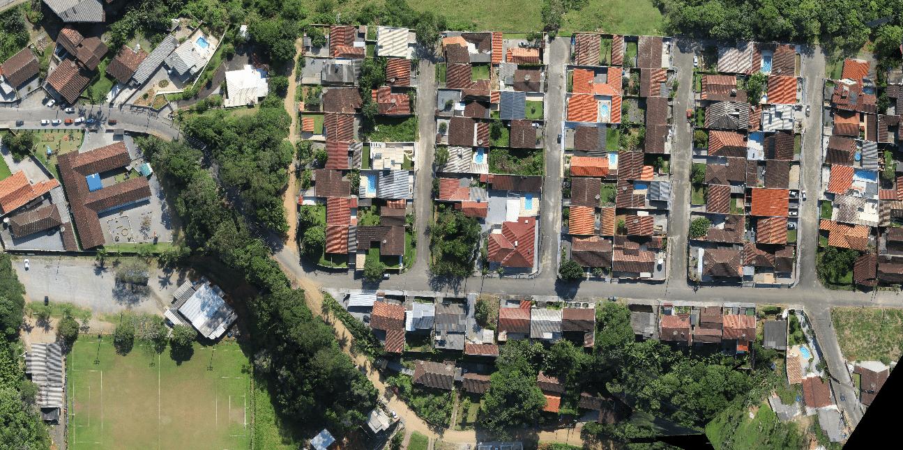 Imagem de atualização de cadastro urbano.
