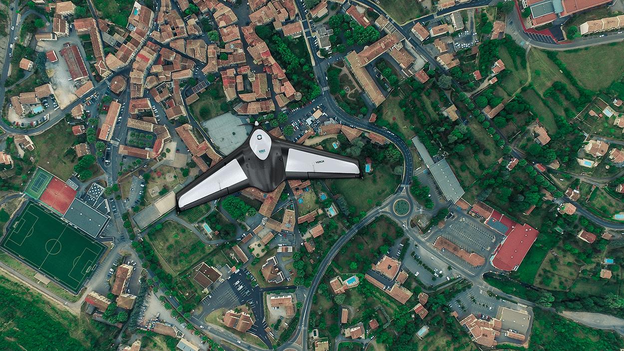 drone verok